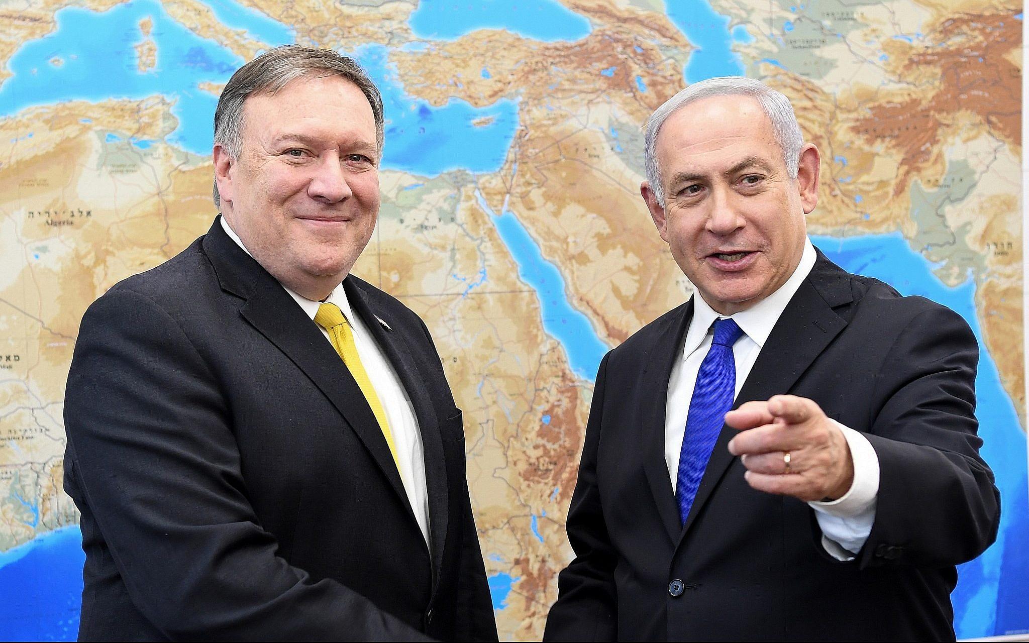 La tournée de Mike Pompeo au Moyen-Orient : dernier coup de Trump contre l'Iran ?