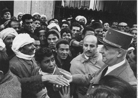 De Gaulle et le monde arabe