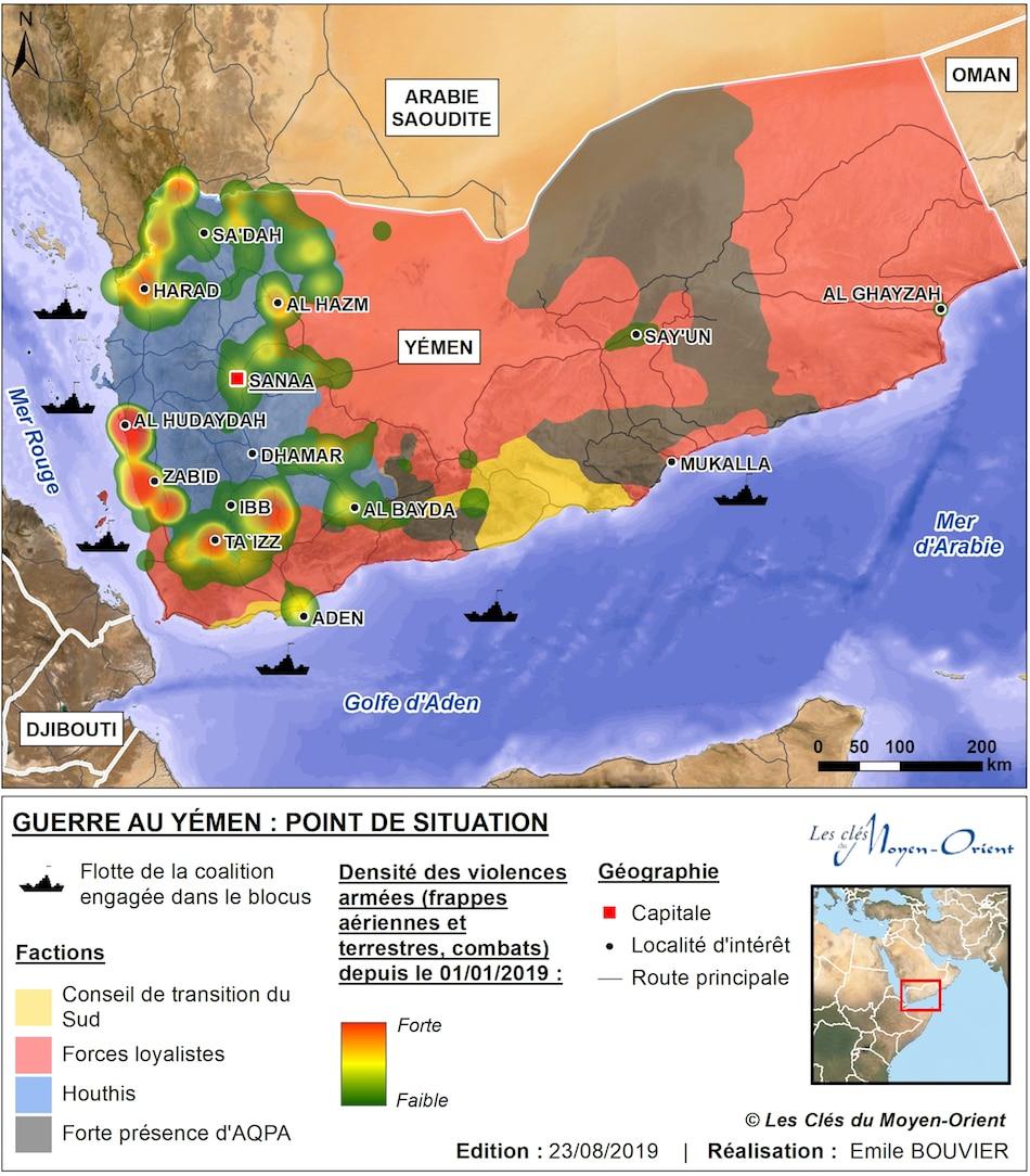 Les Houthis: une milice chiite yéménite au service de l'Iran ? (Partie 2/2)