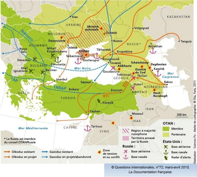L'Ukraine, énième pomme de discorde russo-turque ?